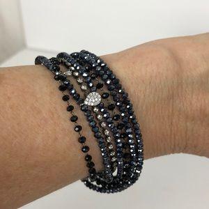 Serefina Bracelet with Charms
